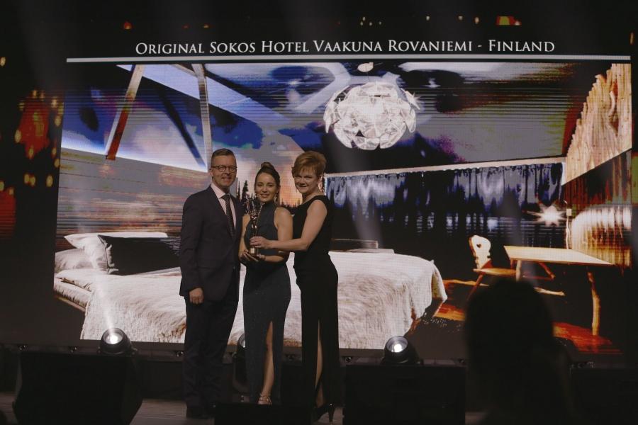 Lämminhenkisten kohtaamisten Original Sokos Hotel Tripla